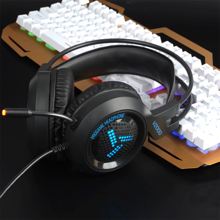 Tai nghe gaming chụp tai có mic